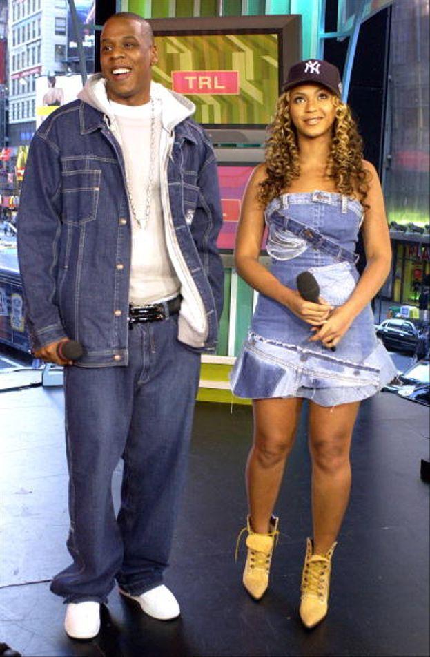 Beyoncé e Jay Z - 2002
