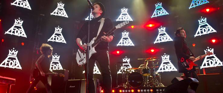 Fall Out Boy Live from Monterrey 2013