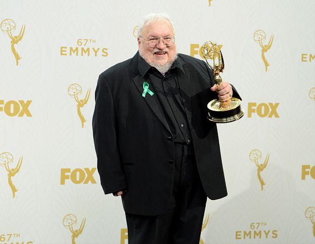 George RR Martin, creatore del Cronache del ghiaccio e del fuoco, saga da cui è tratta la serie Game Of Thrones