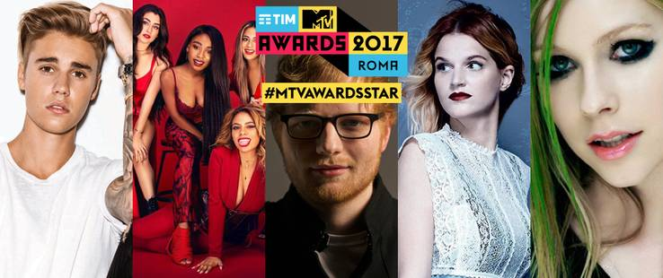 TIM MTV Awards 2017: vota #MTVAwardsStar