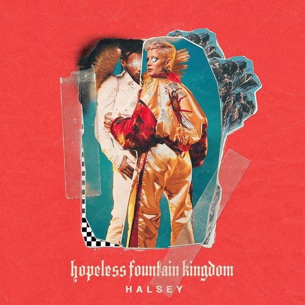 """""""Hopeless Fountain Kingdom"""" - Halsey"""