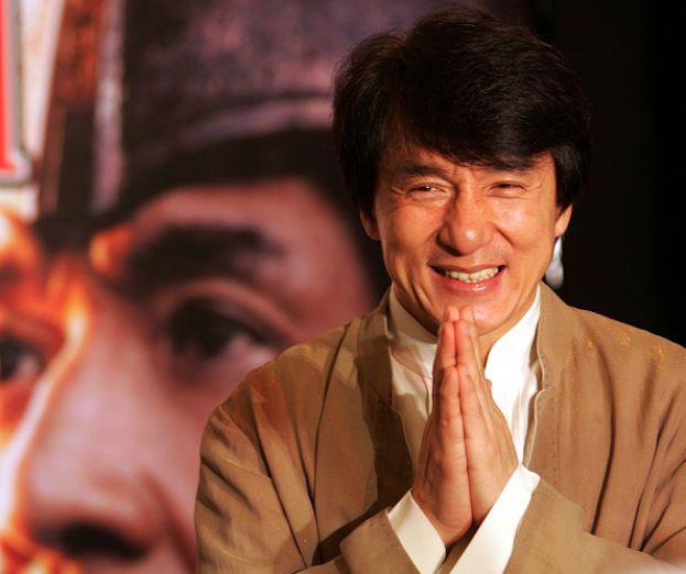 38. Jackie Chan