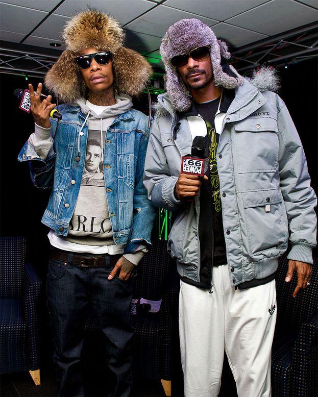 Con Wiz Khalifa