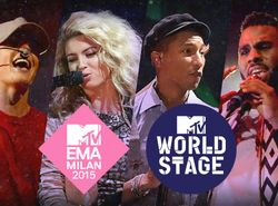 MTV EMA 2015 Highlights