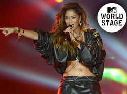 Nicole Scherzinger - Live From Isle Of MTV 2014, Malta