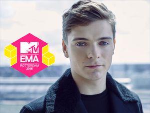 MTV EMA 2016: Martin Garrix