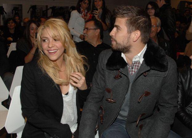 Shakira e Gerard Piqué - 2011