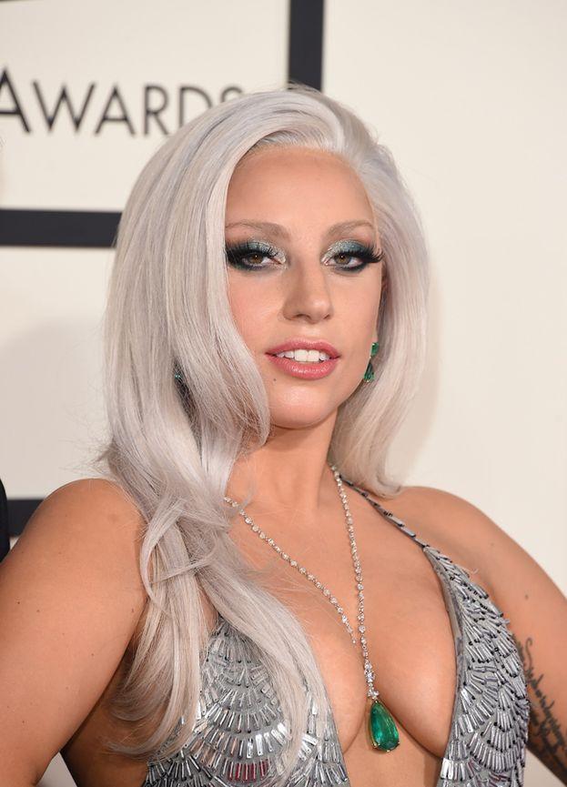 """Con Lady Gaga servono i raggi X: """"La mia parte preferita è il cuore. E il cervello. Sono convinta che, quando sono felice, sono al massimo della mia bellezza""""."""