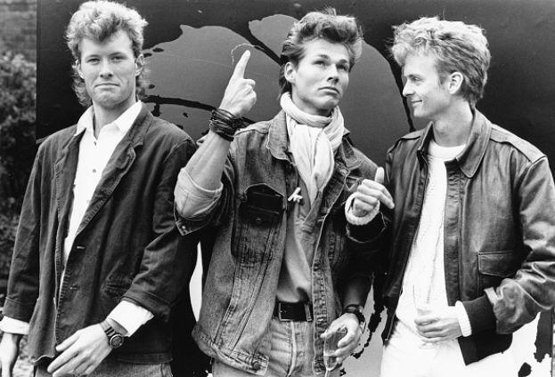 """A-ha: 8. Tutto in un anno: nel 1986 si portano a casa sei premi con """"Take On Me"""" e due con """"The Sun Always Shines on T.V.""""."""