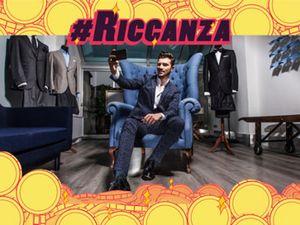 #Riccanza, i protagonisti: Gian Maria