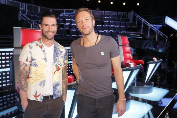 Adam Levine dei Maroon 5