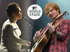 Alicia Keys + Ed Sheeran