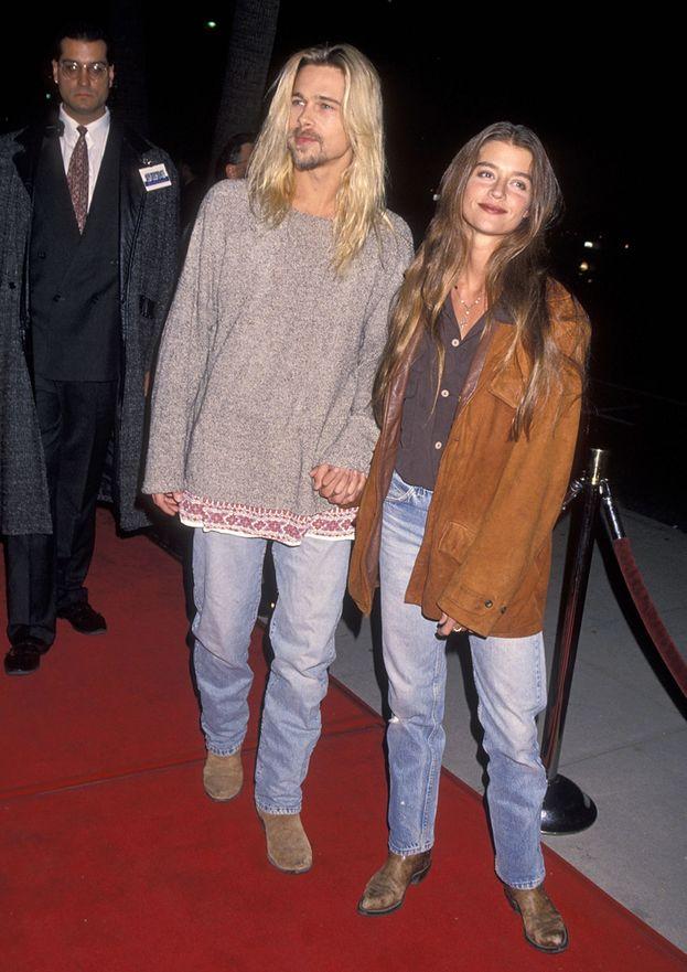 Jitka Pohlodek. Modella e attrice con cui ha una breve relazione nel 1994. Jitka viene scaricata perché Brad incontra...