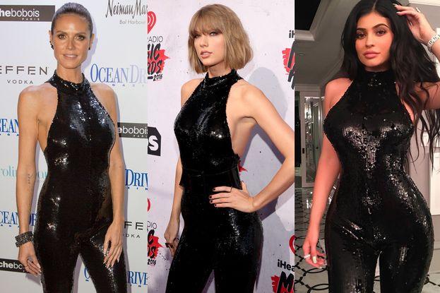 Heidi Klum, Taylor Swift o Kylie Jenner?