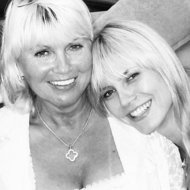Heidi Klum e mamma