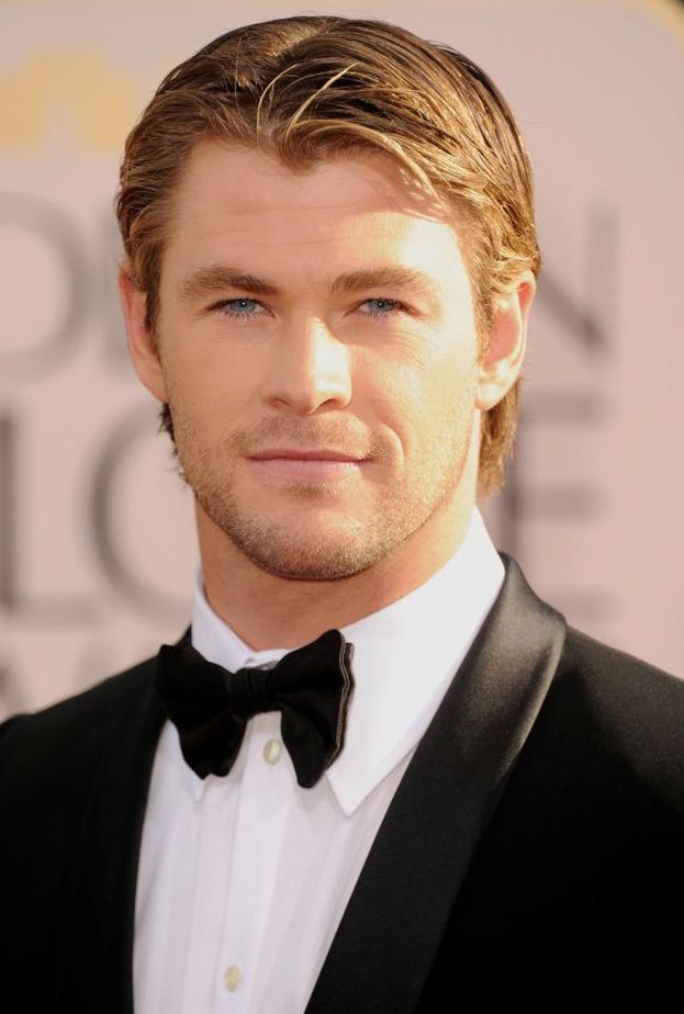 Bello e aitante è Thor, alias Chris Hemsworth