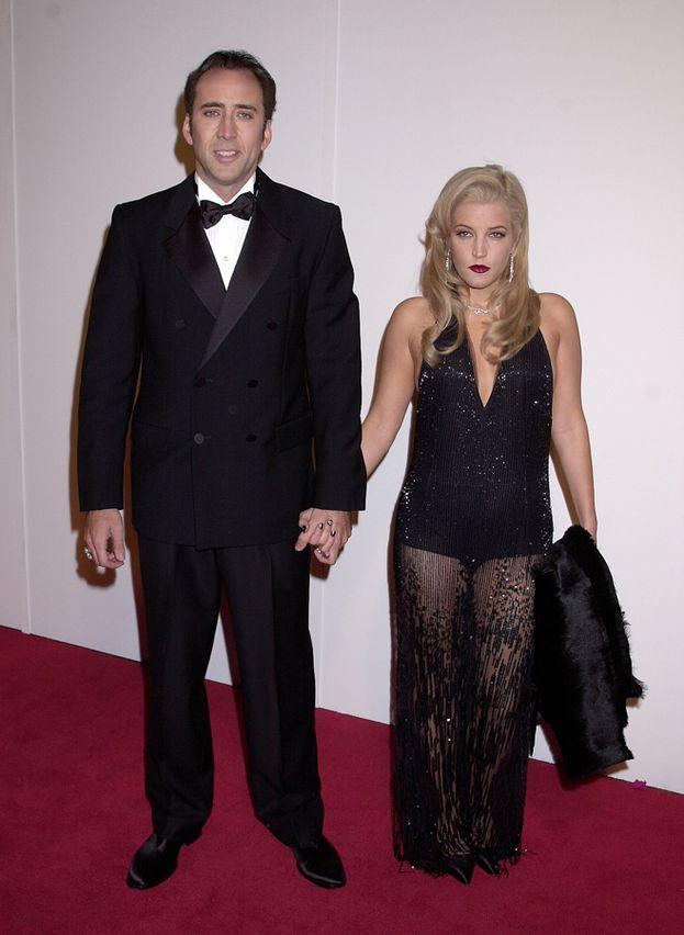 Nicolas Cage e Lisa Marie Presley: 3 mesi. Uno strano matrimonio fin dall'inizio, quello fra l'attore (fan di Elvis) e la cantante (figlia di Elvis). Le pratiche per il divorzio sono durate più del matrimonio stesso: un anno e mezzo.