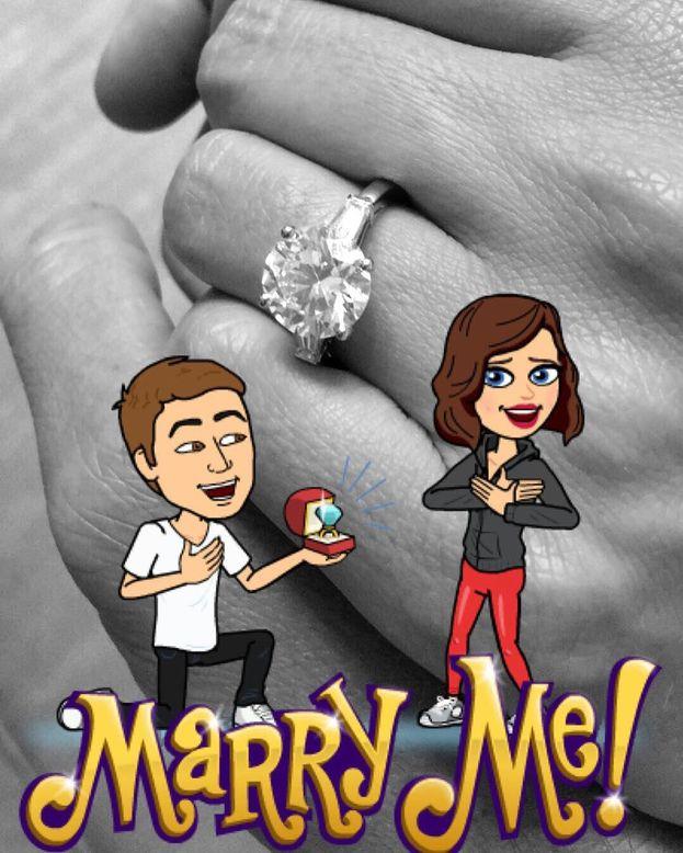 Miranda Kerr annuncia in perfetto stile Snapchat il fidanzamento con... il fondatore di Snapchat, Evan Spiegel