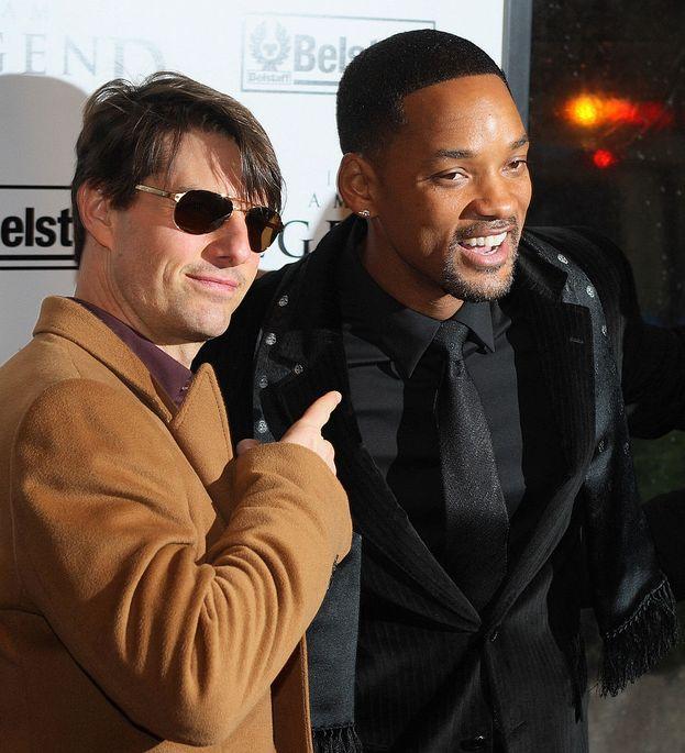 Tom Cruise e Will Smith