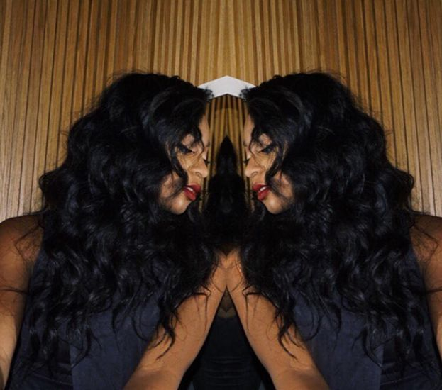 Normani double trouble