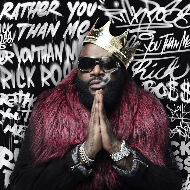 """Rather You Than Me"" - Rick Ross"