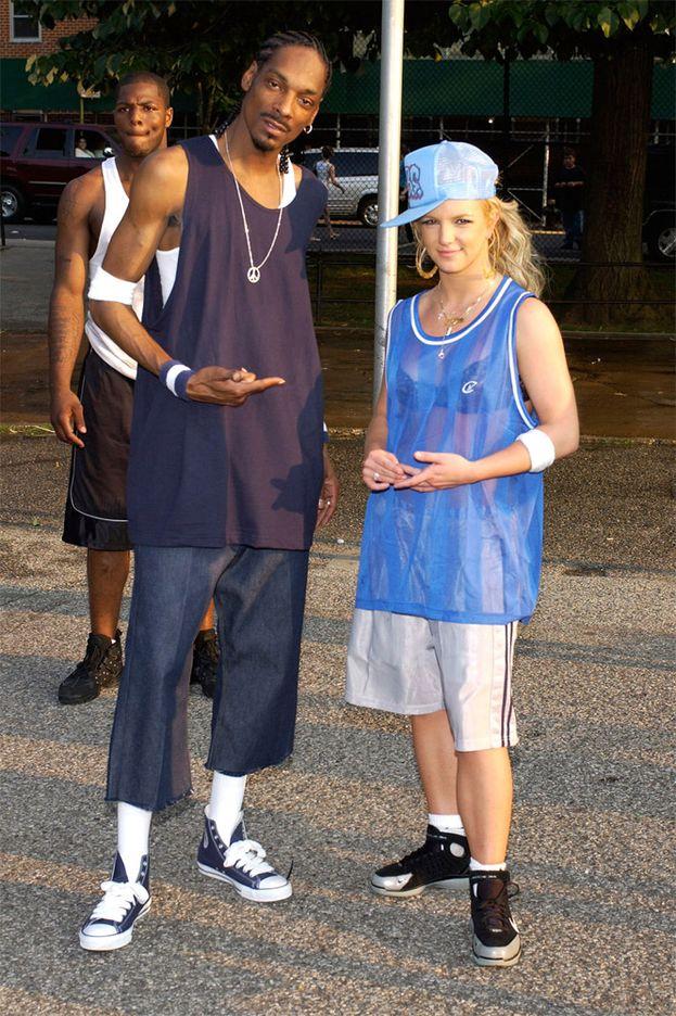 Com'è piccola Britney Spears in questa foto!