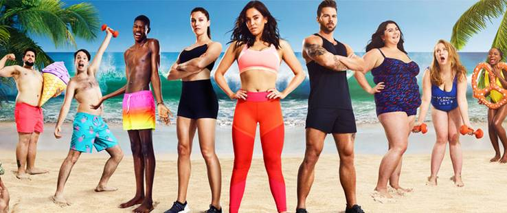 Ex On The Beach: Body SOS con Vicky Pattison