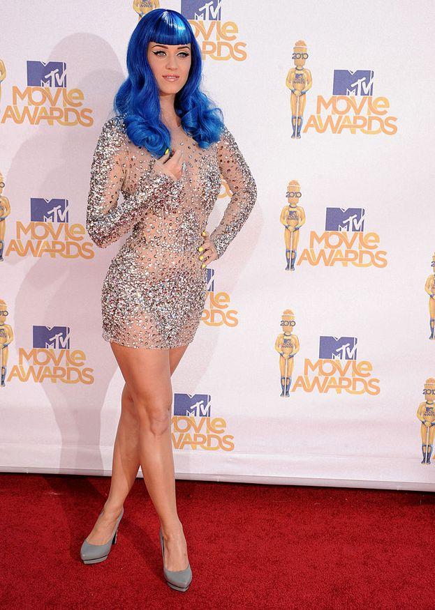 Nude look con gli strass al punto giusto, ai VMA del 2010