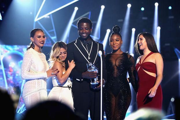 "Fifth Harmony ft. Gucci Mane - Best Pop per ""Down"""