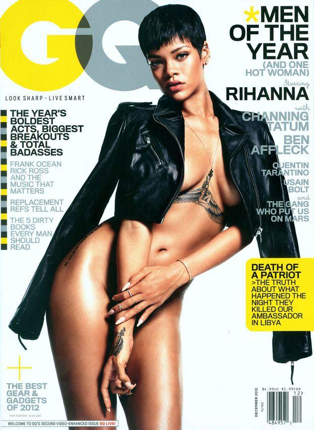 Quando è apparsa nuda sulla cover di GQ ed è stata eletta Woman Of The Year