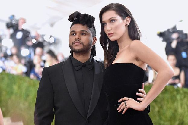 Bella Hadid e The Weeknd