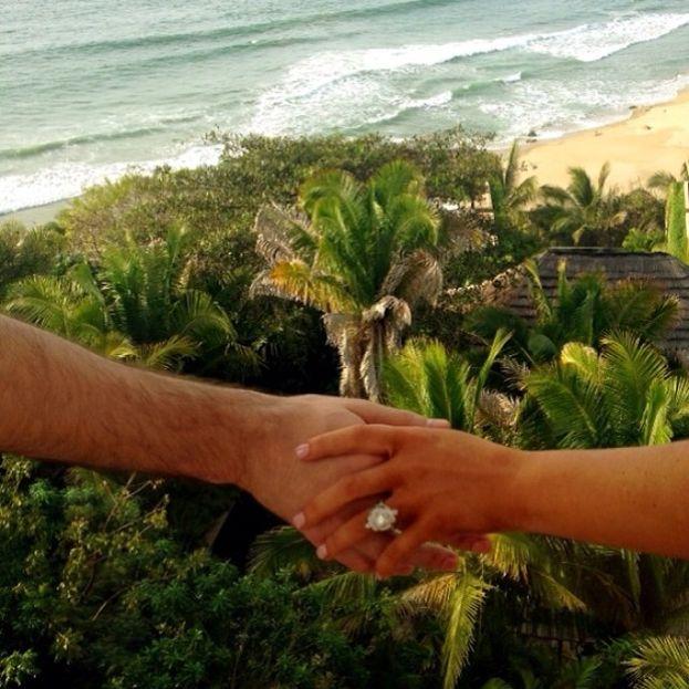 Prova a indovinare: cosa avrà risposto Christina Aguilera quando il fidanzato Matt Rutler le ha chiesto di sposarlo?