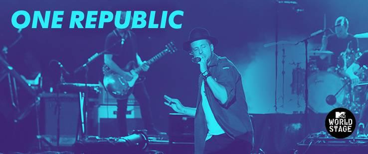 OneRepublic @ MTV Evolution 2016