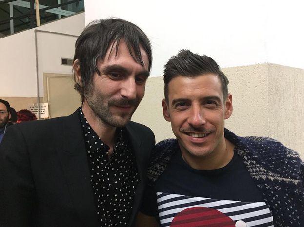 Francesco Gabbani ha beccato un altro Francesco, Bianconi dei Baustelle