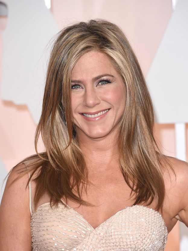 Jennifer Aniston si sarebbe dedicata alla medicina perché è affascinata dal corpo umano.