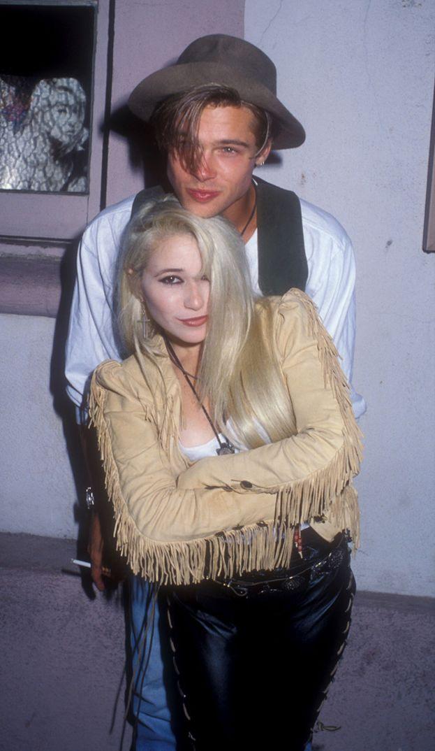 Elizabeth Daily - Ancora un flirt datato 1989. Lei era una cantante-attrice con una carriera non esattamente esplosiva.