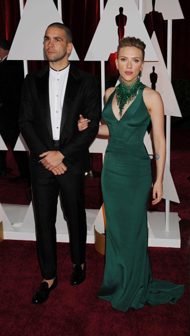 Scarlett Johansson e Romain Dauriac - Secondo matrimonio segreto per la diva (aveva fatto lo stesso con Ryan Reynolds): i due si sono sposati nell'ottobre 2014 in un ranch in Montana, ma si è saputo solo due mesi dopo.