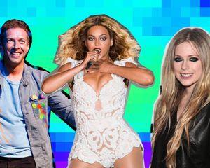 MTV EMA History