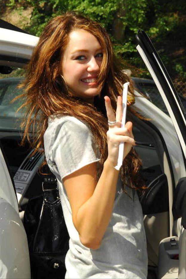 Miley ai tempi di Hannah Montana