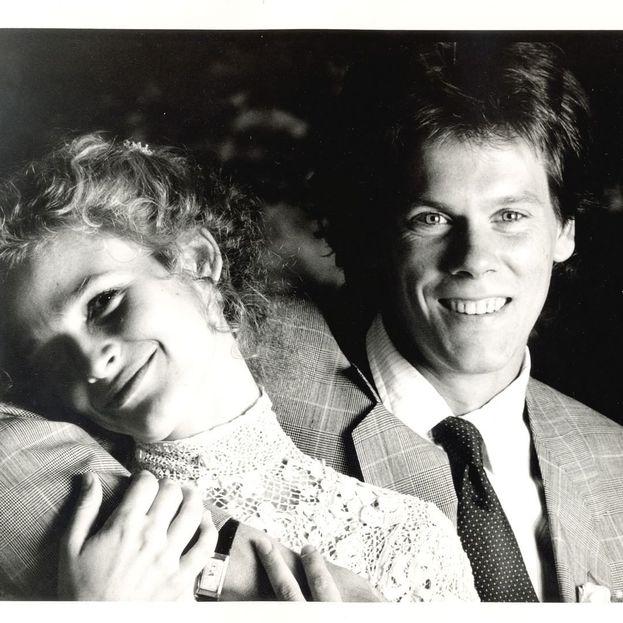 Kevin Bacon e Kyra Sedgwick - 1988