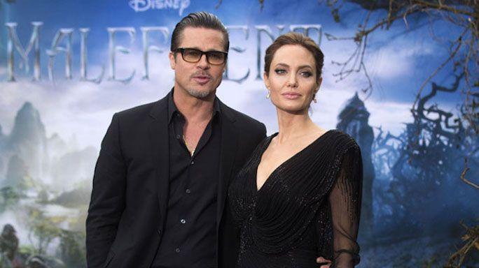 Angelina Jolie e Brad Pitt cercano casa a Londra