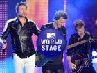 Duran Duran (MTV EMA 2015 World Stage Milano)