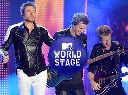 Duran Duran (MTV EMA 2015 World Stage Milano)