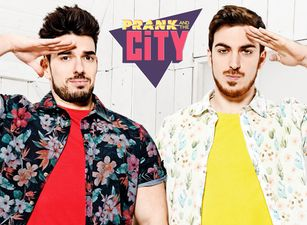 Prank And The City con i theShow