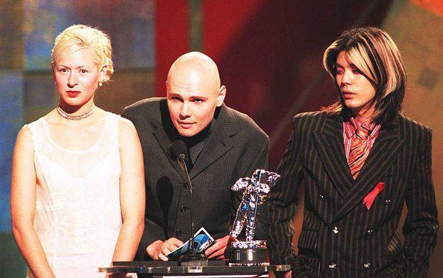 """Smashing Pumpkins: 7. I trionfatori assoluti del 1996: """"Tonight, Tonight"""" si prende sei premi, fra cui il Video Of The Year, e un altro arriva con """"1979""""."""