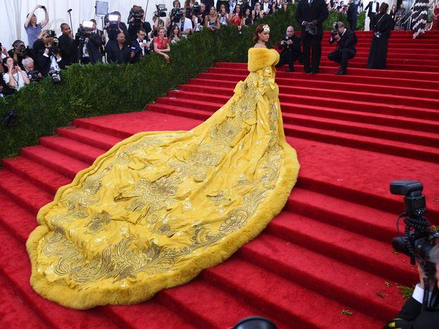 Quando il suo vestito al Met Ball 2015 è diventato virale