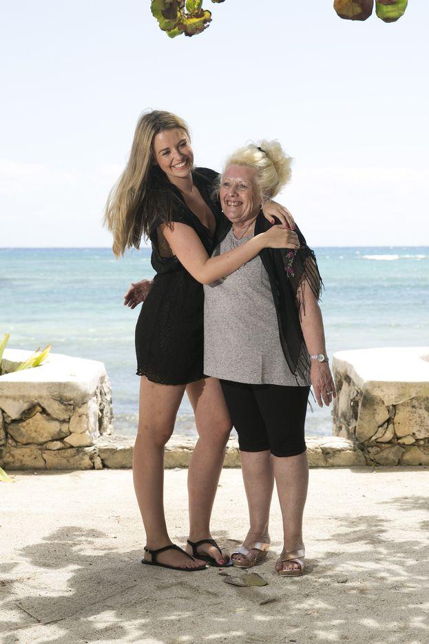 Pearl e sua nonna Jenny