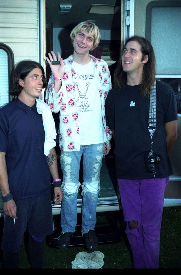 I Nirvana nel 1992! C'è bisogno di aggiungere altro?