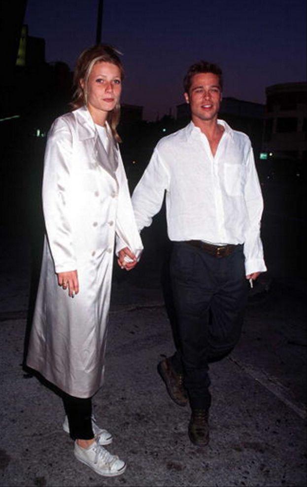 Brad Pitt e Gwyneth Paltrow