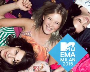 MTV EMA 2015: vinci i biglietti standing!